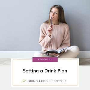 Setting a Drink Plan